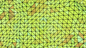 Triangles background seamless earth Stock Image