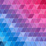 Triangles Background Royalty Free Stock Photography
