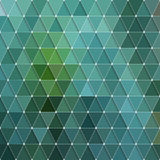 Triangles Background royalty free illustration