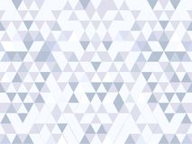 Triangles background Vector royalty free stock photography