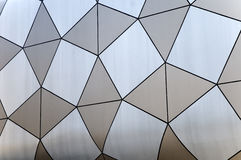 Triangles and deltoids Stock Images