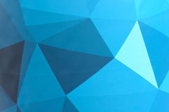 Triangles graphics for backdrop Royalty Free Stock Photo