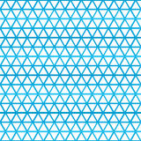 Triangles pattern background. eps 10 vector illustration Royalty Free Stock Photo