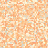 Triangles pattern background Stock Photo