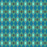 Triangles pattern geometric background for use in design Stock Photo