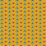 Triangles pattern geometric background for use in design Royalty Free Stock Photography