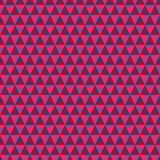 Triangles Pattern Royalty Free Stock Images