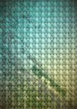 Triangles sur le fond clair de gradient et le camauflage numérique Photos libres de droits