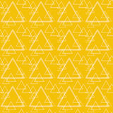 Triangles texture Royalty Free Stock Photo