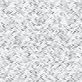 Triangles white and grey abstract background. Stock Photography