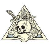 TriangleTattoo бесплатная иллюстрация