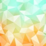 triangoli illustrazione di stock
