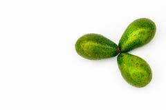 Triangolo dell'avocado Immagini Stock Libere da Diritti