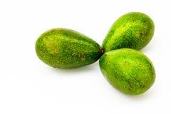 Triangolo dell'avocado Fotografia Stock Libera da Diritti