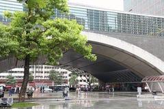 Triangolo di Manila Ayala immagini stock