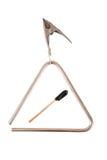 Triangolo musicale Stock Photos