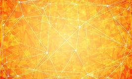 Triangulär textur av glass fragment Arkivfoton