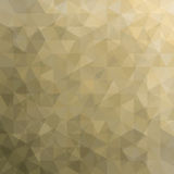 Triangular abstract background. Design element vector illustration Vector Illustration