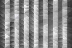 Triangular background Stock Photo