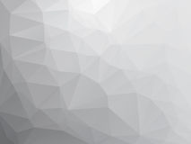 Triangular graphite gray background Stock Image