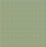 Triangular green pattern. Vector seamless pattern. Modern decorative texture vector illustration
