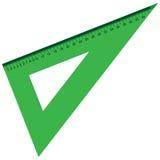 Triangular line Stock Image