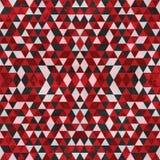 Triangular Mosaic Colorful BackgroundΠRoyalty Free Stock Photography