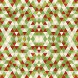 Triangular Mosaic Colorful BackgroundΠStock Photo