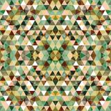Triangular Mosaic Colorful BackgroundΠStock Images