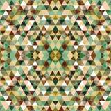 Triangular Mosaic Colorful BackgroundΠStock Images