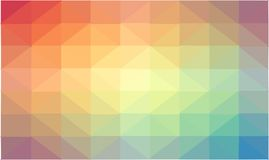 Triangular Pattern. Geometric background. Backdrop with triangle shapes. Vector ilustration Typographic design for websites, Wallpapers, banners, phone screen Royalty Free Illustration