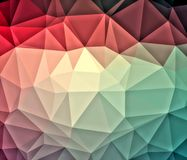 Triangular pattern Stock Photos