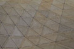 Triangular pattern Royalty Free Stock Images