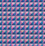 Triangular purple pattern. Vector seamless pattern. Modern decorative texture royalty free illustration