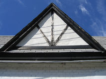 Triangular Roof Stock Image