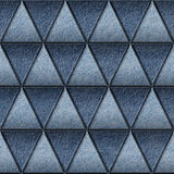 Triangular style - Abstract decorative panels - Imaginary design Royalty Free Stock Photography