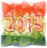 Triangulated 2015 Stock Photos