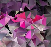 Triangulated texture. Design 3d. Polygonal geometrical pattern. Triangular modern style. Abstract Low-Poly background. triangulated texture. Design 3d. Polygonal vector illustration