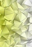 triangulated texture. Design. Polygonal geometrical pattern. Triangular modern style royalty free illustration