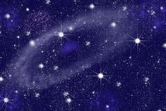 Triangulum galaxy Stock Photography