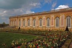Trianon宫殿在凡尔赛 免版税图库摄影
