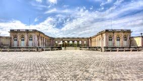 Trianon grand à Versailles, Paris, France image stock