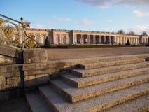 Trianon magnífico, castillo francés de Versalles Foto de archivo