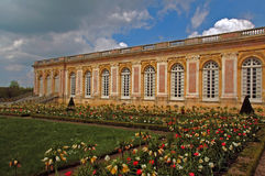 Trianon Palace at Versailles Royalty Free Stock Photography