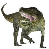 Triassic ερπετό Postosuchus Στοκ Εικόνες