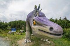 Triassic Park on Steinplatte, Austria Royalty Free Stock Photos