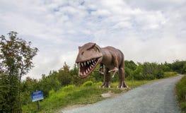 Triassic Park on Steinplatte, Austria Royalty Free Stock Photo
