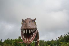 Triassic Park on Steinplatte, Austria Stock Images