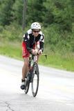 Triathlete Ann Banke Royalty Free Stock Photos