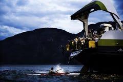 Triathlon Fotografía de archivo